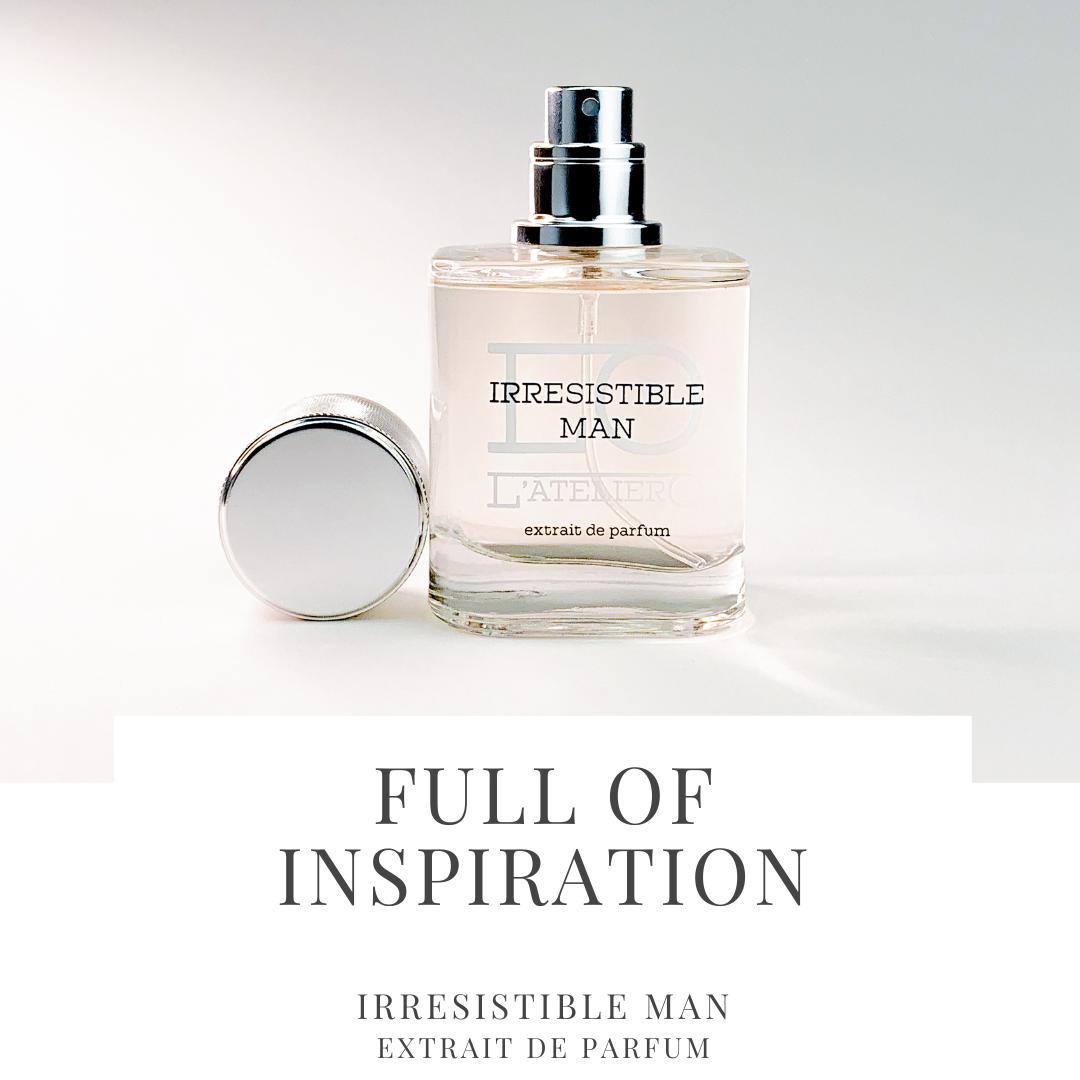 Irresistible Man - Lateliero Extrait de Parfum