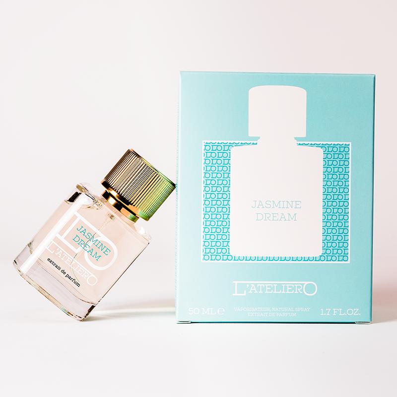 Jasmine Dream - Lateliero Extrait de Parfum