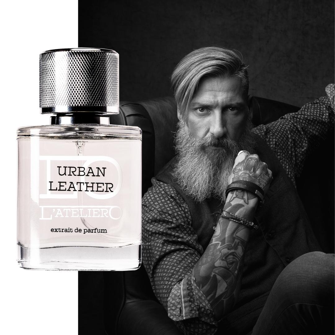 Urban Leather - Extrait de Parfum