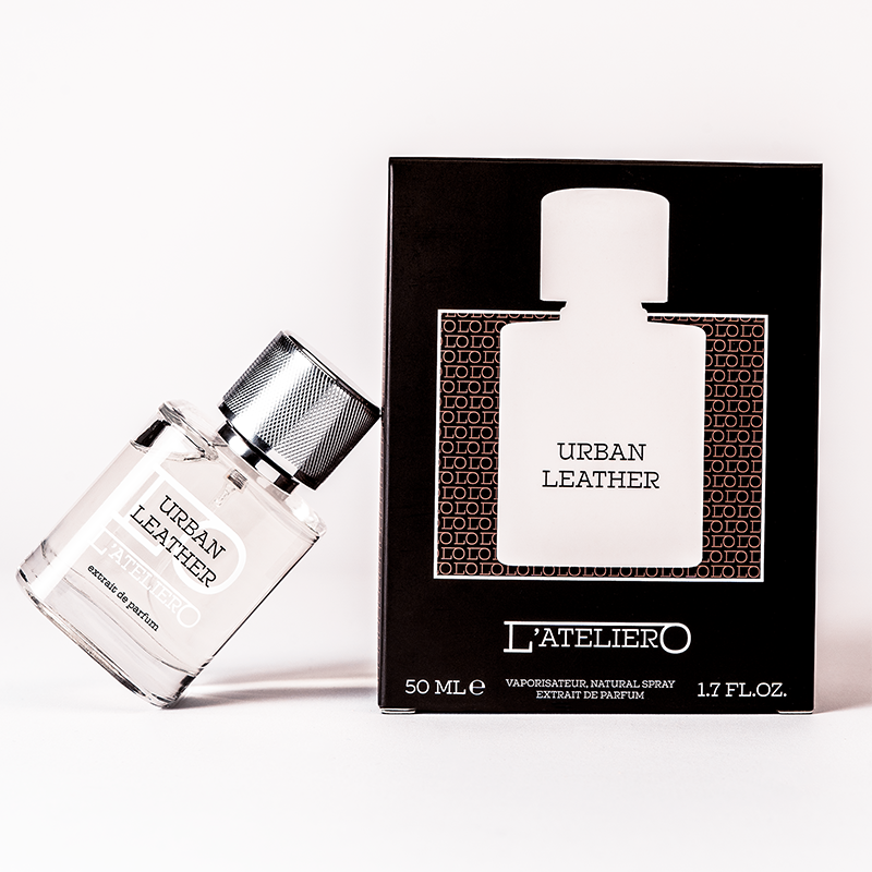 Urban Leather Parfum for men