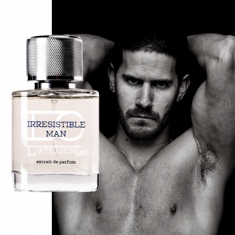 Irresistible Man Parfum