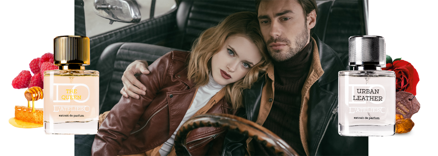 The Queen und Urban Leather - The perfect Fragrance pair